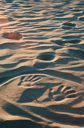 Handprints (Coronado, California)